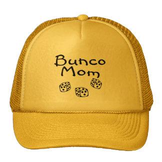 Bunco Mom Trucker Hats