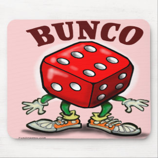 Bunco Mouse Pad