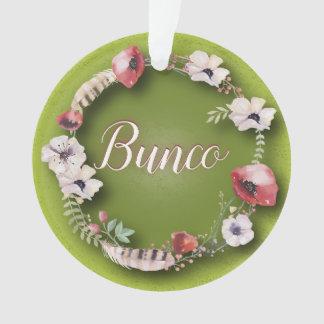 Bunco Ornament Boho - Bohemian