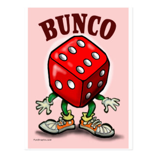 Bunco Postcard