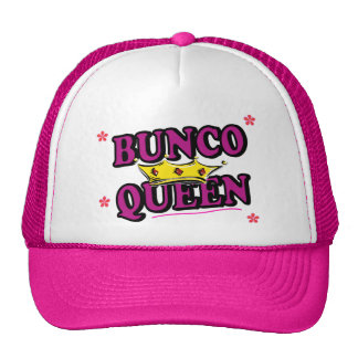 Bunco queen hats