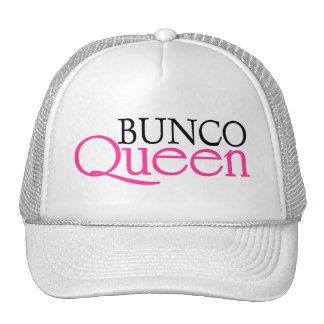 Bunco Queen Trucker Hats