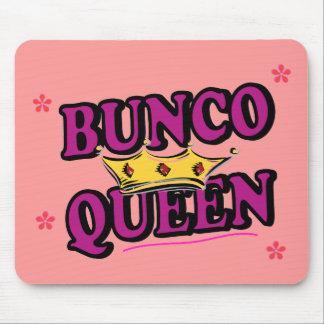 Bunco queen mouse mat
