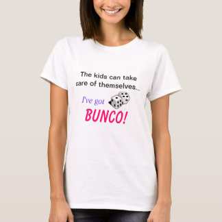 Bunco shirt