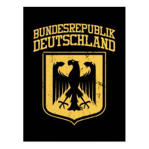 German Eagle Postcards | Zazzle UK