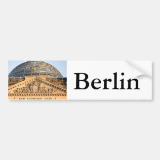Bundestag Berlin Bumper Sticker
