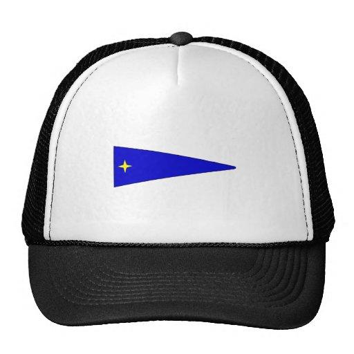 Bundeswehr Bootswimpel Flottillendmiral Mesh Hat
