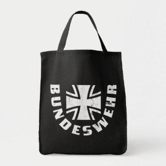 Bundeswehr Deutschland, Luftwaffe,German Air Force Grocery Tote Bag