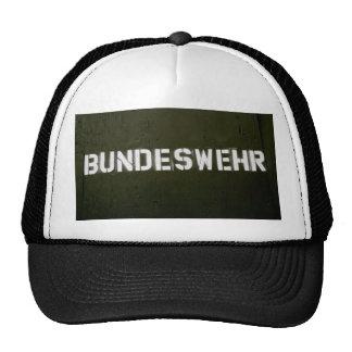 Bundeswehr Mesh Hats