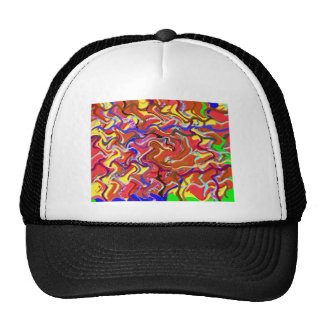 Bundle of Joy : Artistic Happy Artwork Cap