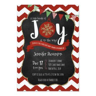 Bundle of Joy is on the Way Baby Shower Invitatio 13 Cm X 18 Cm Invitation Card