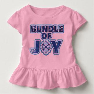 Bundle of Joy Snowflake Christmas T Shirts