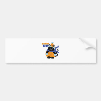 Bundled Up Bumper Sticker