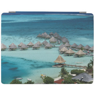 Bunglows of Beachcomber Hotel iPad Cover