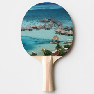Bunglows of Beachcomber Hotel Ping Pong Paddle