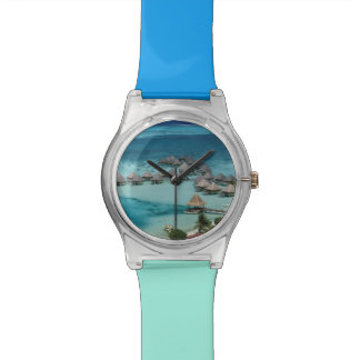 Bunglows of Beachcomber Hotel Watch