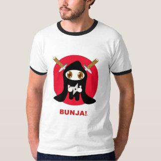 BUNJA! TEE SHIRTS