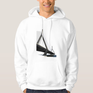 Bunker Hill Bridge Hooded Sweatshirts
