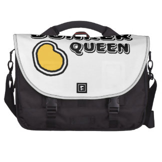 Bunker Queen Laptop Shoulder Bag