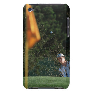 Bunker shot (Golf) Barely There iPod Cases