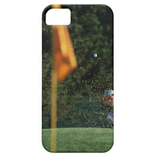 Bunker shot (Golf) Case For The iPhone 5