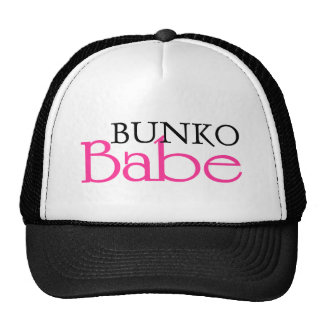 Bunko Babe Trucker Hat
