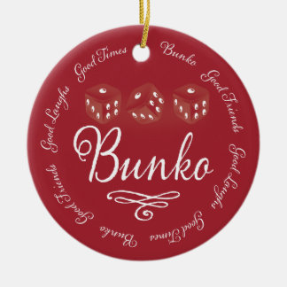 Bunko Ornament Good Laughs