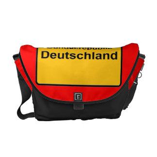 Bunndesrepublik Deutschland Courier Bags