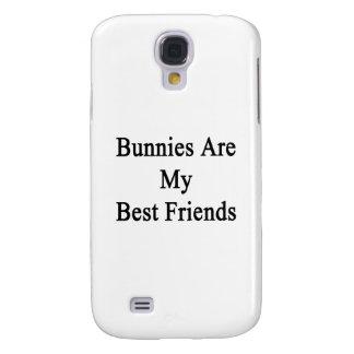 Bunnies Are My Best Friends Samsung Galaxy S4 Case