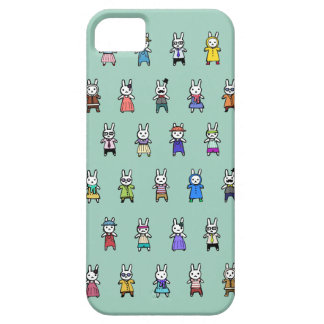 Bunnies! iPhone 5 Cases