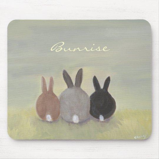 Bunnies Mousepad