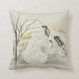 Bunnies / Rabbits Cushion
