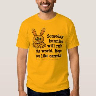 Bunnies Rule Shirt