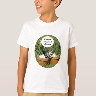 Bunnies Support Obama Shirt