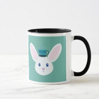 Bunny and Tea Mug