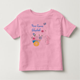 Bunny Baby Personalized T Shirt