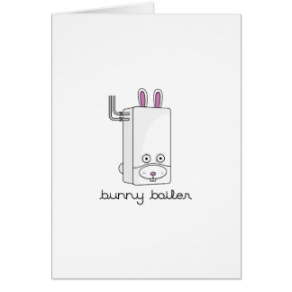 Bunny Boiler Card
