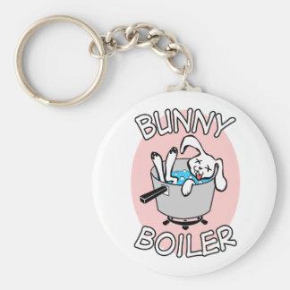 Bunny Boiler Keychain