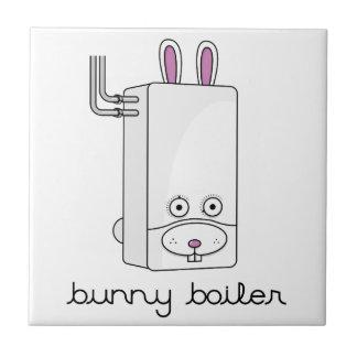 Bunny Boiler Tile