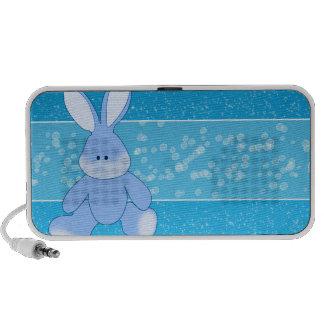 Bunny Bubbles Doodle Speaker