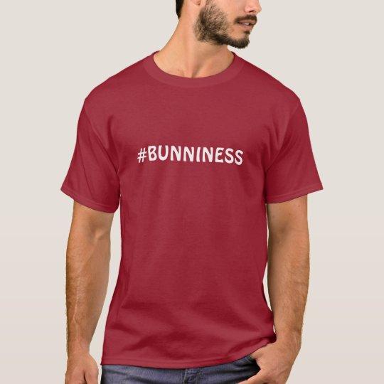 Bunny Buddhism #BUNNINESS T-Shirt