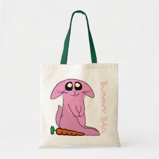Bunny Budget Tote Bag