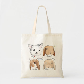 Bunny Bunch Tote
