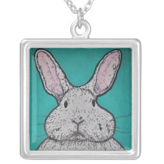 Bunny Bunny Silver Plated Necklace