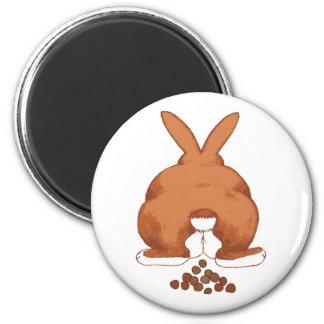 Bunny Butt Magnet