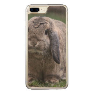 bunny carved iPhone 8 plus/7 plus case