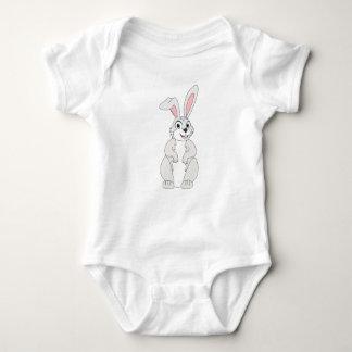 Bunny Character Childs Vest Baby Bodysuit