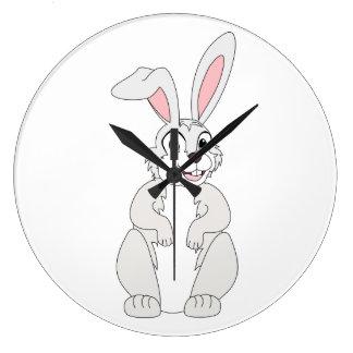 Bunny Character Clock