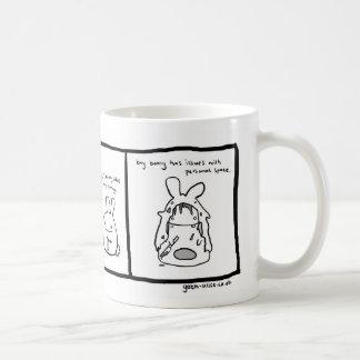 Bunny Comic - Mug