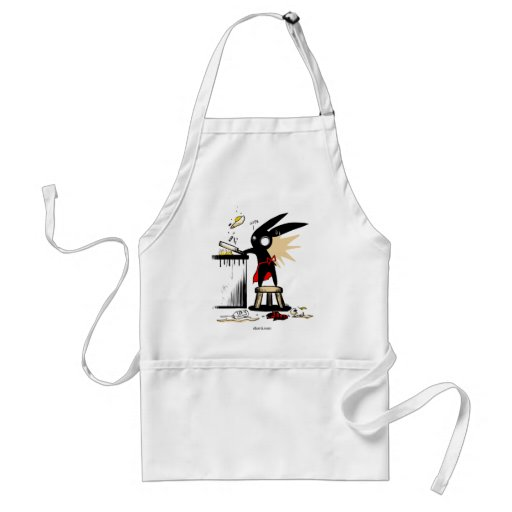 Bunny Cooking Aprons